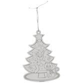 Dog & Cat Christmas Tree Ornaments