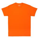 Orange Adult T-Shirt - Medium