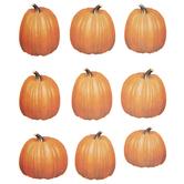 Fall Pumpkin Stickers