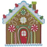 Gingerbread House Foam Craft Kit