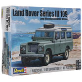 Land Rover Series III 109 Model Car Kit