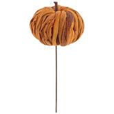 Dried Pumpkin Pick