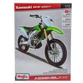 Kawasaki KX 450F Die Cast Model Kit