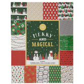 """Merry & Magical Paper Pack - 8 1/2"""" x 11"""""""