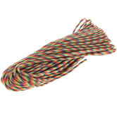 Light Striped Paracord - Size 550