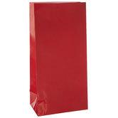 Red Gift Sacks
