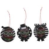 Christmas Ornaments Scratch Art Craft Kit