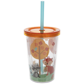 Woodland Critters Cup