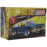 1965 Ford Fairlane Modified Model Car Kit
