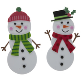 Dress Up Snowman Foam Craft Kit