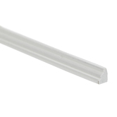 Miniature White Scalloped Baseboards