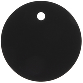 Circle Chalkboard Craft Tags