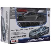 2017 Corvette Grand Sport Model Kit